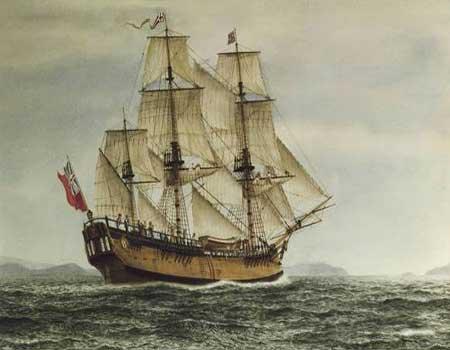 История австралии 1770 2007г