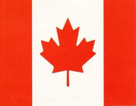 Флаг канады flag of canada