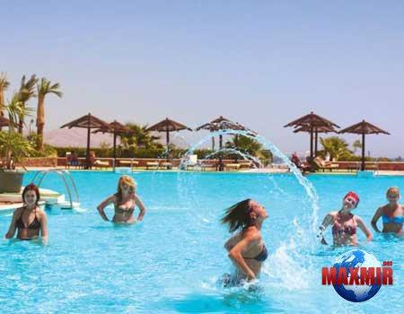 отеля Coral Beach Montazah